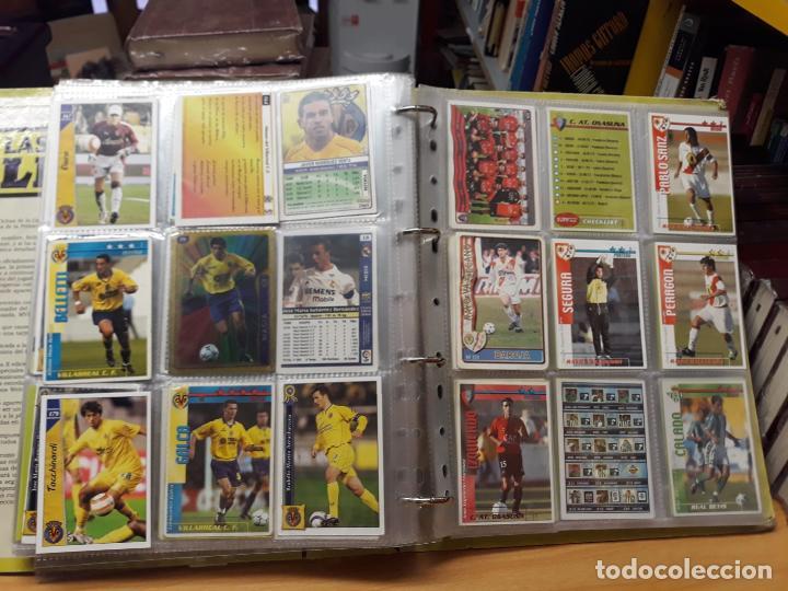 Álbum de fútbol completo: album fichas de la liga 2004 - ver fotos cromos - Foto 32 - 212463201