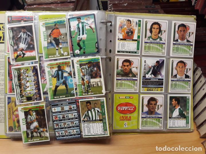 Álbum de fútbol completo: album fichas de la liga 2004 - ver fotos cromos - Foto 33 - 212463201