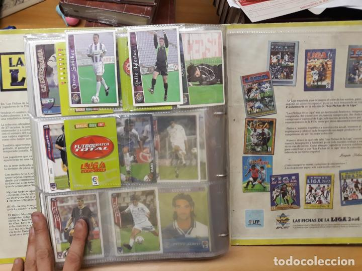 Álbum de fútbol completo: album fichas de la liga 2004 - ver fotos cromos - Foto 35 - 212463201
