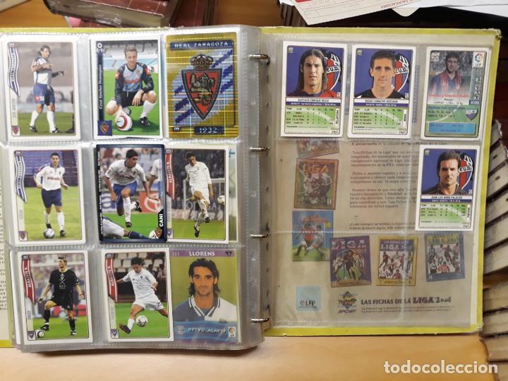 Álbum de fútbol completo: album fichas de la liga 2004 - ver fotos cromos - Foto 36 - 212463201
