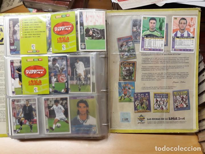Álbum de fútbol completo: album fichas de la liga 2004 - ver fotos cromos - Foto 37 - 212463201