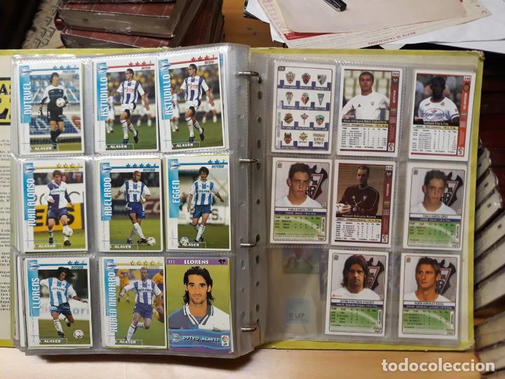 Álbum de fútbol completo: album fichas de la liga 2004 - ver fotos cromos - Foto 38 - 212463201