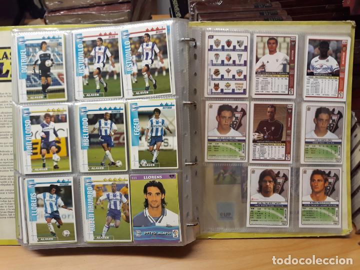 Álbum de fútbol completo: album fichas de la liga 2004 - ver fotos cromos - Foto 39 - 212463201