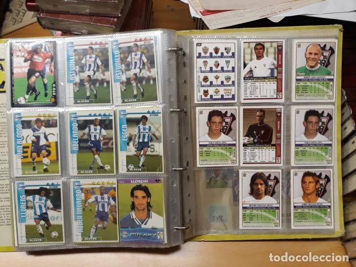 Álbum de fútbol completo: album fichas de la liga 2004 - ver fotos cromos - Foto 41 - 212463201