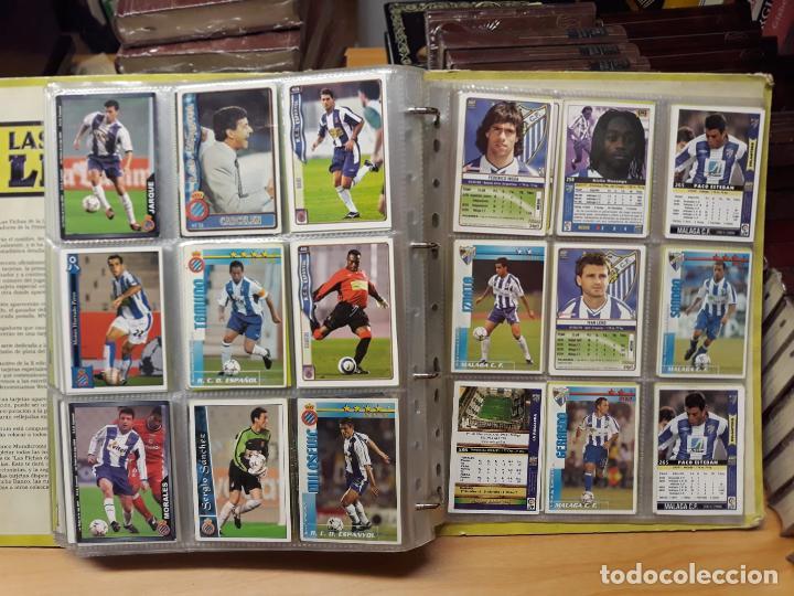 Álbum de fútbol completo: album fichas de la liga 2004 - ver fotos cromos - Foto 42 - 212463201