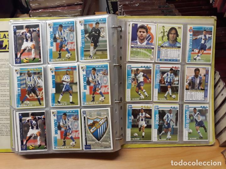 Álbum de fútbol completo: album fichas de la liga 2004 - ver fotos cromos - Foto 43 - 212463201