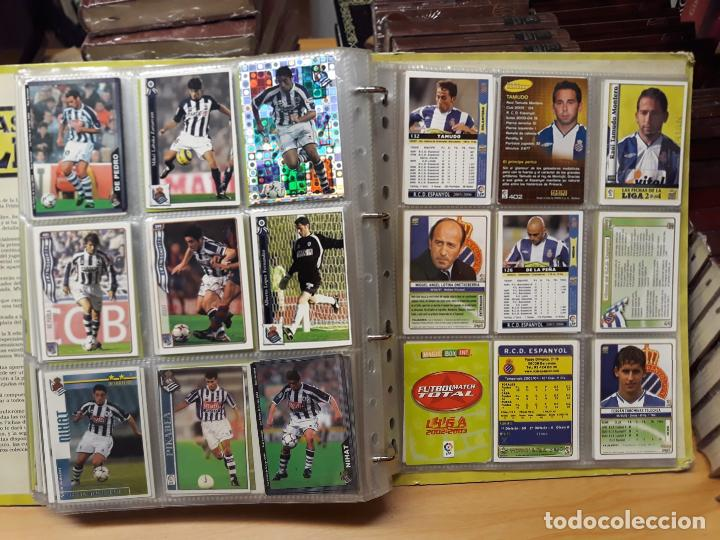 Álbum de fútbol completo: album fichas de la liga 2004 - ver fotos cromos - Foto 44 - 212463201