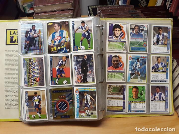 Álbum de fútbol completo: album fichas de la liga 2004 - ver fotos cromos - Foto 45 - 212463201