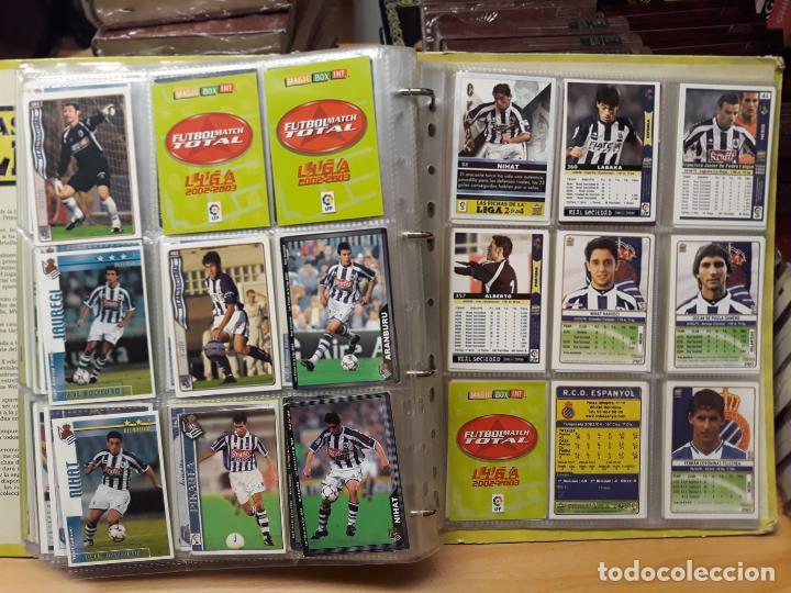 Álbum de fútbol completo: album fichas de la liga 2004 - ver fotos cromos - Foto 46 - 212463201