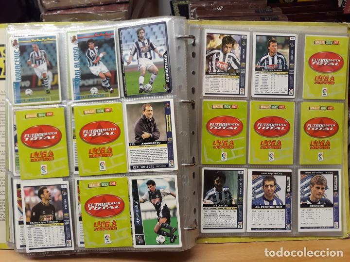 Álbum de fútbol completo: album fichas de la liga 2004 - ver fotos cromos - Foto 47 - 212463201