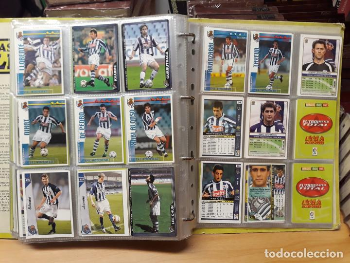Álbum de fútbol completo: album fichas de la liga 2004 - ver fotos cromos - Foto 48 - 212463201