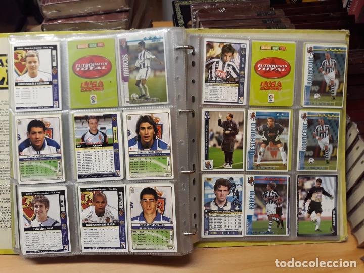 Álbum de fútbol completo: album fichas de la liga 2004 - ver fotos cromos - Foto 50 - 212463201