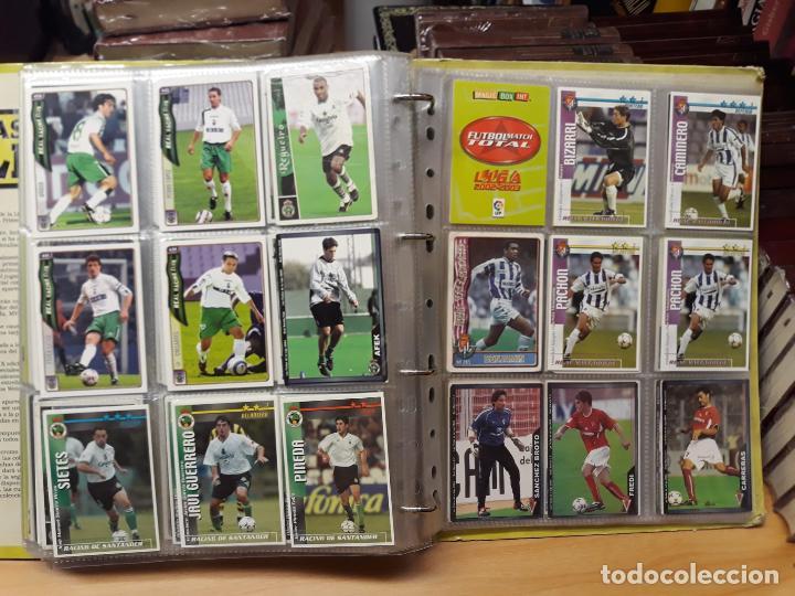 Álbum de fútbol completo: album fichas de la liga 2004 - ver fotos cromos - Foto 51 - 212463201
