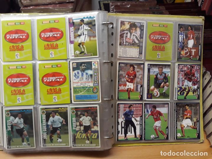 Álbum de fútbol completo: album fichas de la liga 2004 - ver fotos cromos - Foto 52 - 212463201