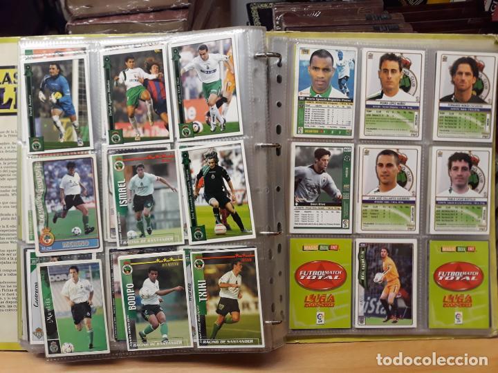 Álbum de fútbol completo: album fichas de la liga 2004 - ver fotos cromos - Foto 53 - 212463201