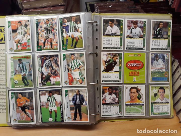 Álbum de fútbol completo: album fichas de la liga 2004 - ver fotos cromos - Foto 54 - 212463201
