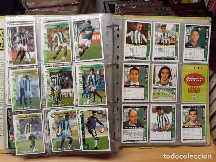 Álbum de fútbol completo: album fichas de la liga 2004 - ver fotos cromos - Foto 56 - 212463201