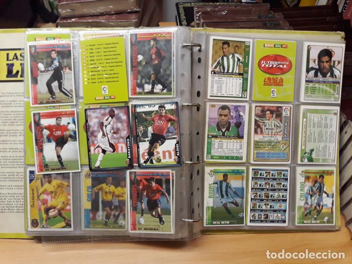 Álbum de fútbol completo: album fichas de la liga 2004 - ver fotos cromos - Foto 57 - 212463201