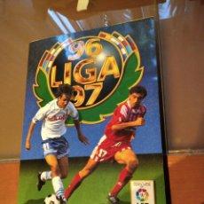Álbum de fútbol completo: ALBUM MUY COMPLETO LIGA ESTE 96 97 1996 1997. FICHAJES BIS BAJAS COLOCAS.. Lote 212916912