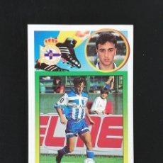 Álbum di calcio completo: DEP FRAN DEPORTIVO DE LA CORUÑA 1993 1994 ESTE 93 94 ADHESIVO SIN PEGAR NUNCA PEGADO. Lote 212919851