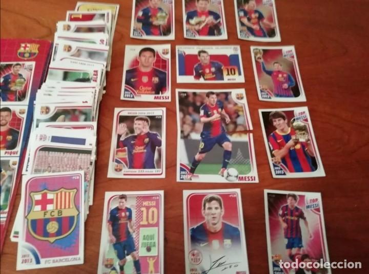 Álbum de fútbol completo: COLECCIÓN OFICIAL F. C. BARCELONA 2012/13 SIN PEGAR MÁS ALBUM VACIO - Foto 2 - 213438327