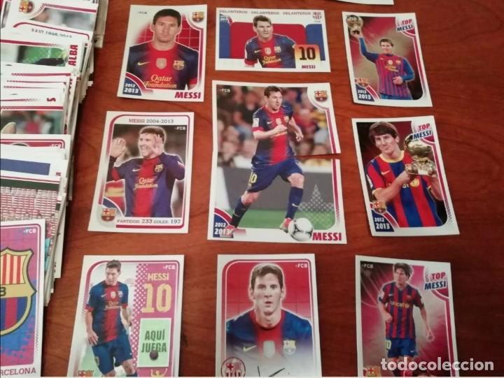 Álbum de fútbol completo: COLECCIÓN OFICIAL F. C. BARCELONA 2012/13 SIN PEGAR MÁS ALBUM VACIO - Foto 4 - 213438327