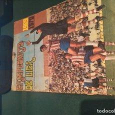 Álbum de fútbol completo: CAMPEONATO DE LIGA 1969 COMPLETO. Lote 213709861