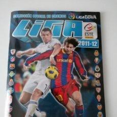Álbum de fútbol completo: COLECCION COMPLETA PEGADA EDICIONES ESTE 2011 2012, 11 12 + MERCADO INVIERNO + CHICLES.. Lote 214043838