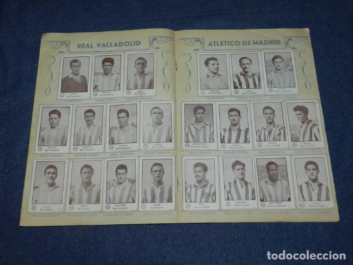 Álbum de fútbol completo: ALBUM CROMOS FUTBOL TEMPORADA 1953 - 54 , EDT ARGA 1953 , COMPLETO !!! POCAS SEÑALES DE USO - Foto 6 - 214354258