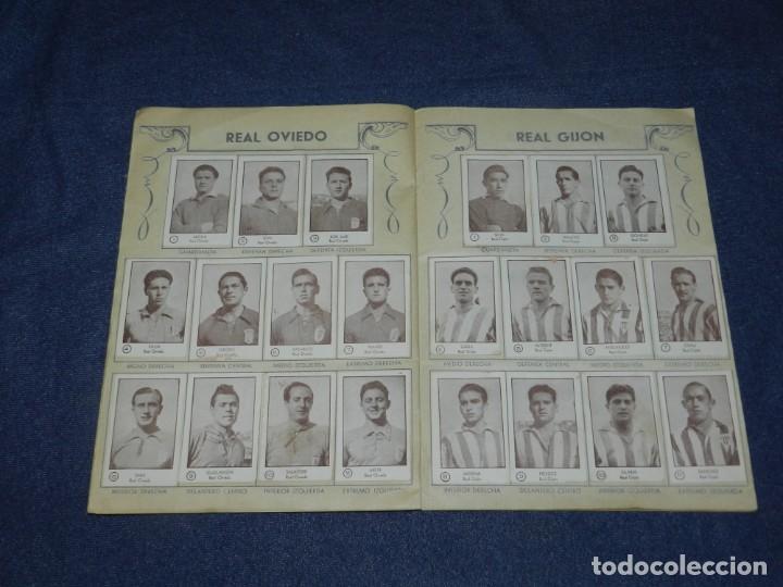 Álbum de fútbol completo: ALBUM CROMOS FUTBOL TEMPORADA 1953 - 54 , EDT ARGA 1953 , COMPLETO !!! POCAS SEÑALES DE USO - Foto 8 - 214354258