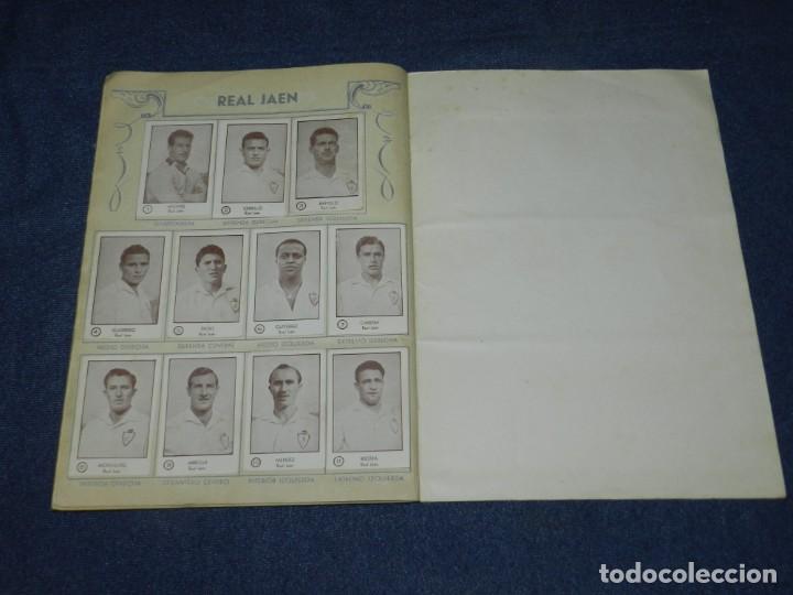 Álbum de fútbol completo: ALBUM CROMOS FUTBOL TEMPORADA 1953 - 54 , EDT ARGA 1953 , COMPLETO !!! POCAS SEÑALES DE USO - Foto 10 - 214354258