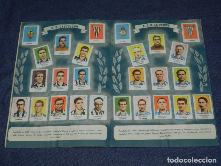 Álbum de fútbol completo: ALBUM ASES DEL FUTBOL 1 DIVISION CROMOS AS SERIE C COMPLETO !!!! EDT BRUGUERA 1944 - Foto 5 - 214354446