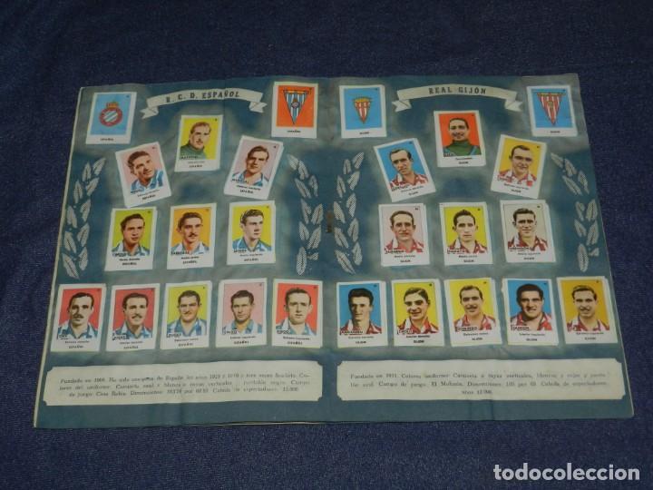 Álbum de fútbol completo: ALBUM ASES DEL FUTBOL 1 DIVISION CROMOS AS SERIE C COMPLETO !!!! EDT BRUGUERA 1944 - Foto 6 - 214354446