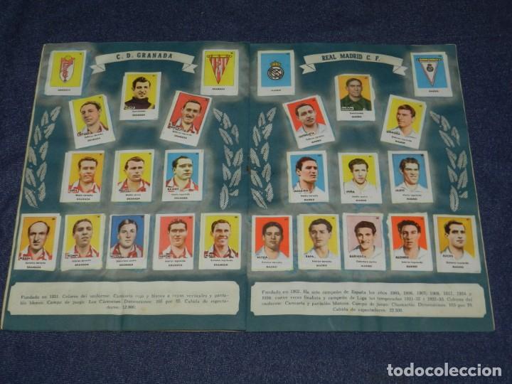 Álbum de fútbol completo: ALBUM ASES DEL FUTBOL 1 DIVISION CROMOS AS SERIE C COMPLETO !!!! EDT BRUGUERA 1944 - Foto 7 - 214354446