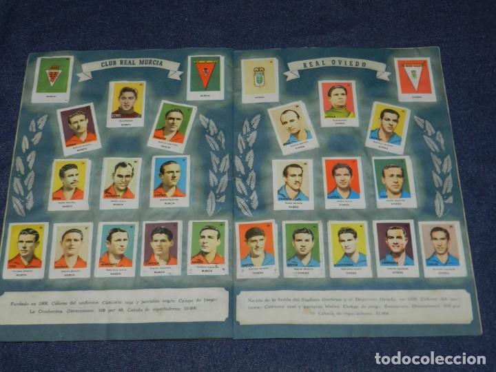Álbum de fútbol completo: ALBUM ASES DEL FUTBOL 1 DIVISION CROMOS AS SERIE C COMPLETO !!!! EDT BRUGUERA 1944 - Foto 8 - 214354446