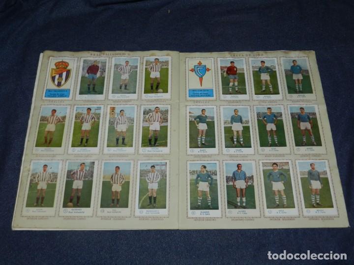 Álbum de fútbol completo: ALBUM CAMPEONATO DE FUTBOL JUGADORES DE PRIMERA DIVISION, GRAFICAS BACHENDE 1957 COMPLETO - Foto 8 - 214354671