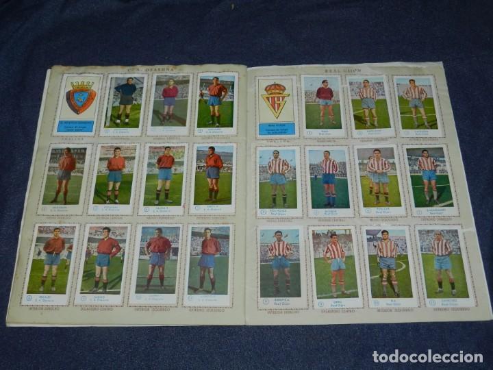 Álbum de fútbol completo: ALBUM CAMPEONATO DE FUTBOL JUGADORES DE PRIMERA DIVISION, GRAFICAS BACHENDE 1957 COMPLETO - Foto 9 - 214354671