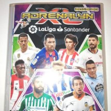 Álbum de fútbol completo: ADRENALYN XL LA LIGA 2019 2020 - PANINI - COLECCIÓN COMPLETA 19 20. Lote 214726602