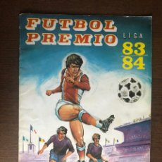 Album de football complet: ALBUM LIGA MAGA FUTBOL PREMIO 83-84 COMPLETO 1983-1984 CON MUCHOS ESCUDOS DOBLES. Lote 214833355