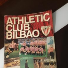 Álbum de fútbol completo: ALBUM COMPLETO - ATHLETIC CLUB BILBAO - PANINI 1995. Lote 215285040