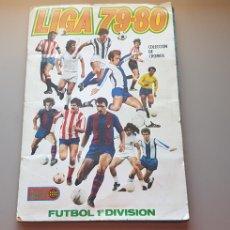 Álbum de fútbol completo: ALBUM COMPLETO LIGA ESTE 79 80 1979 1980 EN BUEN ESTADO. Lote 215345276