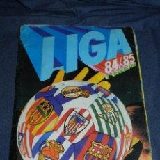 Álbum de fútbol completo: ALBUM LIGA 1984 / 85 EDICIONES ESTE , COMPLETO !!!! TIENE 36 COLOCAS Y TODOS LOS FICHAJES. Lote 216553387