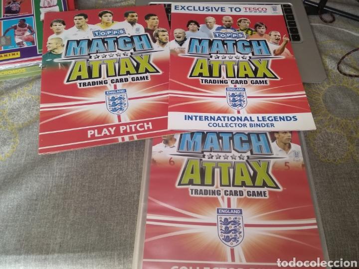 Álbum de fútbol completo: ALBUM TOPPS MATCH ATTAX ( SUDAFRICA 2010 ) ED INGLESA + LEYENDAS ( Messi, Cristiano, Maradona, Pelé - Foto 19 - 217083073