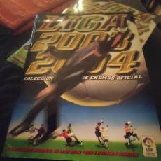 Álbum de fútbol completo: ALBUM CROMOS COLECCIONES ESTE 2003-2004 COMPLETO. Lote 217659073