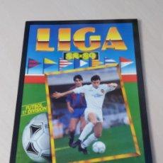 Caderneta de futebol completa: ALBUM FACSIMIL ESTE LIGA 1988-1989 COLECCION CROMOS INOLVIDABLES - PANINI 88/89 SALVAT. Lote 218199748