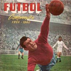 Álbum de fútbol completo: ALBUM CROMOS FUTBOL FACSIMIL CAMPEONATO1959 1960 FERCA JUGADORES 1ª DIVISIO EN COLORESCOMPLETO NUEVO. Lote 218848185
