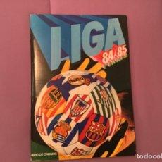 Caderneta de futebol completa: ESTE ÁLBUM 1984 1985 84 85 COMPLETO TODO LO EDITADO EXCEPTO VERSIÓN IMPOSIBLE DE FRANCIS. Lote 218894005