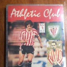 Álbum de fútbol completo: ATHLETIC CLUB DE BILBAO 1898 1998 PANINI SPORTS CENTENARIO COMPLETO. Lote 218968518