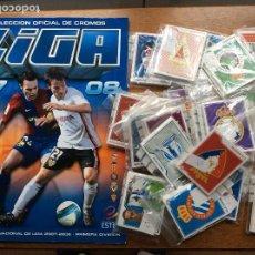 Álbum de fútbol completo: LIGA 07 08 ESTE COMPLETO CROMOS SIN PEGAR 576 CROMOS. Lote 218972163