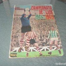 Álbum de fútbol completo: CAMPEONATO DE LIGA 1964-1965 COMPLETO. Lote 219003347